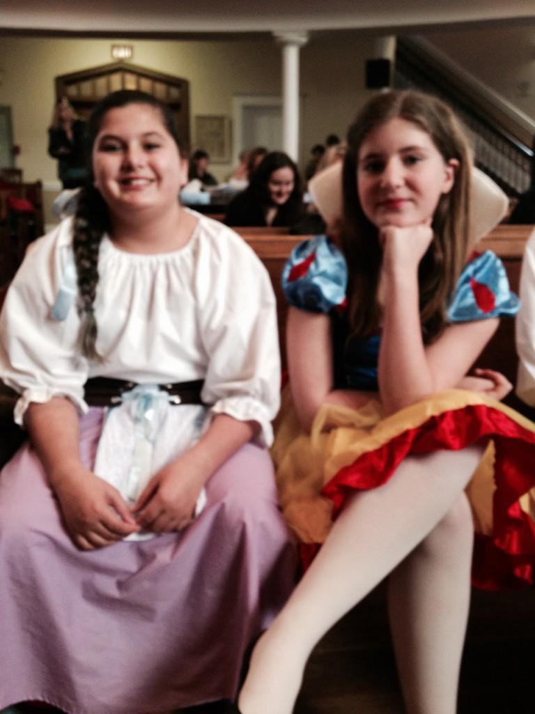 Cede Ascui & Katelyn Wigmore - Musical Theatre